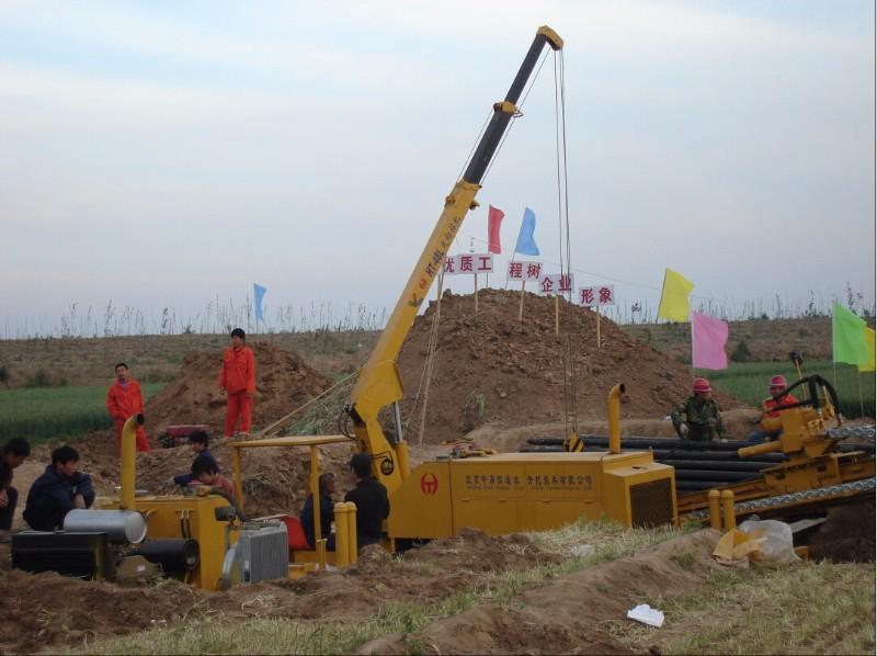 临沂开发区顶管拉管热力燃气顶管非开挖施工公司临沂过马路顶管