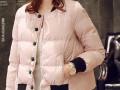 山东女装批发哪里最便宜厂家直销冬季热销款棉服外套批发保证质量