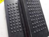 供应圆形板式橡胶支座加工定做各种型号橡胶垫 橡胶块,耐磨橡胶块