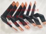 东莞供应软铜排加工热缩管铜箔软连接