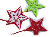 圣诞装饰 挂饰 无纺布吊饰