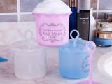 美容美妆用品 清洁神器洗脸器起泡器 打泡瓶美妆工具面部深入清洁