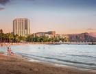 夏威夷 欧胡岛 怀基基特朗普酒店