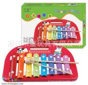 木童卡通八音琴 婴童用品教具 儿童过家家玩具
