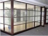 北京玻璃隔断厂家 办公室隔断 玻璃隔断墙 新雅达盛高隔间安装