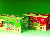 供应中山盒装饮料批发 大量生产  500ml盒装果蔬汁饮料礼盒