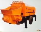 衢州常山泵车,拖泵,细石砂浆泵租赁价格多少?