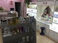 化妆品店展柜、饰品柜转让9成新