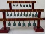 编钟家居装饰摆件仿古演奏乐器曾侯乙编钟青铜工艺品