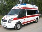 重庆私人救护车出租收费价格