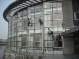 青浦区办公楼 别墅 厂房 酒店 外墙玻璃清洗 家庭开荒保洁