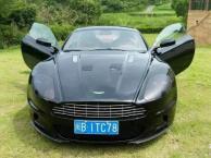2012年阿斯顿马丁DBS 黄江双龙二手车
