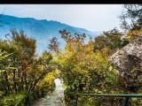 北京秋游去好玩 平谷石林峽一日游 京東石林峽燒烤兩日游