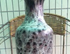 窑变釉花瓶转有缘人