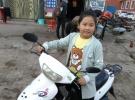 大阳50踏板摩托车2元