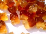 批发 喜多多可乐熊橡皮糖 美味创意零食 小熊Q软糖弹力糖6斤装