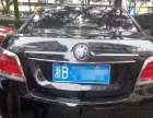 别克君越2011款 2.4 SIDI 自动 舒适版 私家车 全程