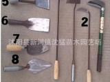 农用工具 小锄头 木头小镰刀 小花铲 花圃专用锄头镰刀