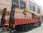 东风后八轮12吨徐工吊机随车吊可分期可送车协助**