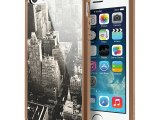 ultra hybrid 苹果iphone5S钢化玻璃有机透明壳