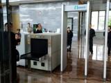 大型活動會議安檢設備租賃 安檢門安檢機測溫系統出租
