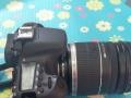 崭新的佳能70D单反相机套机