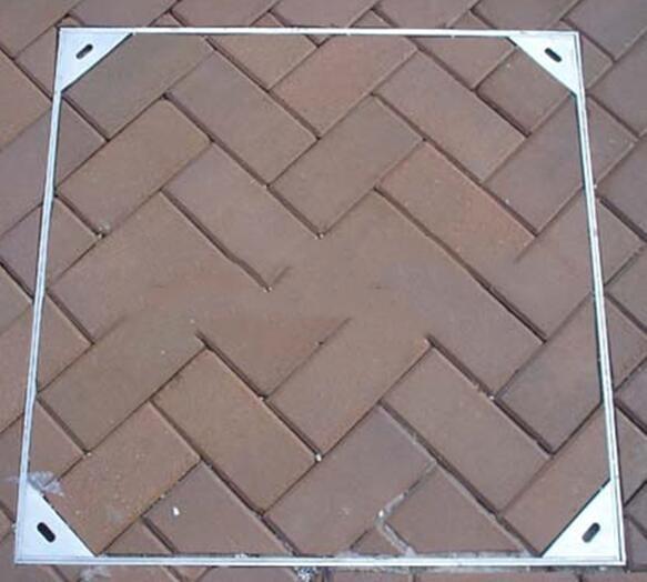 绵阳不锈钢井盖 不锈钢装饰井盖 绵阳不锈钢铺装井盖