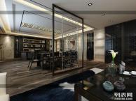 杭州办公室装修公司哪家好办公楼厂房装修隔墙地坪漆找铭惠装饰