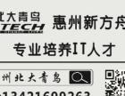 惠州找工作难,学什么技术容易 转行找突破
