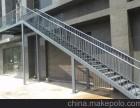 超越钢结构楼梯制作阁楼搭建