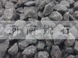 河南锐石集团专业生产优质国标一级棕刚玉段砂,品质保证