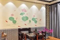 天津硅藻泥设计施工
