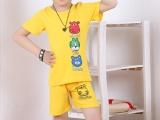童装短袖套装 市场热销好货 款式多样
