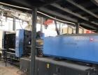刚拍下工厂一批海天90吨-1300吨二手注塑机,现场处理