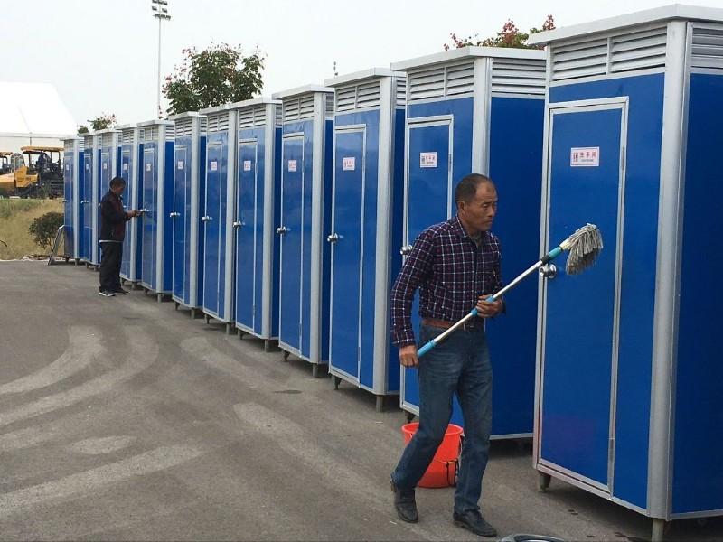 嵊泗移动厕所出租 流动洗手间租赁 单体流动厕所租售