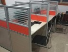 昆山个人转让屏风卡座办公桌6个工位