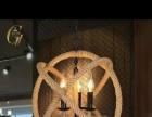 咖啡店复古吊灯