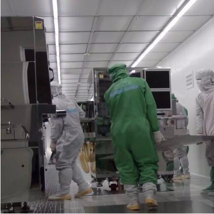 江西南昌微电子精密设备搬入,设备包装,设备安装