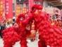 开业庆典、舞台灯光音响、气球拱门、锣鼓队狮子表演