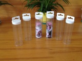 塑料包装厂供应PVC管,PVC包装管、PVC环保透明带盖包装塑料