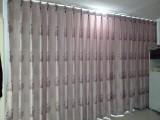 管庄附近窗帘定做 长楹天街窗帘订做 上门测量