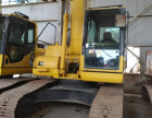 上海市金诚二手挖机市场出售进口小松200-8挖掘机