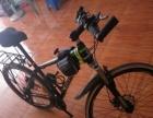 山地自行车九成新骑的时间少转让