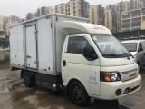成都新能源载货厢式货车 二手新能源货车