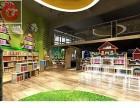 龙腾图书馆设计成功案例-卡乐书城