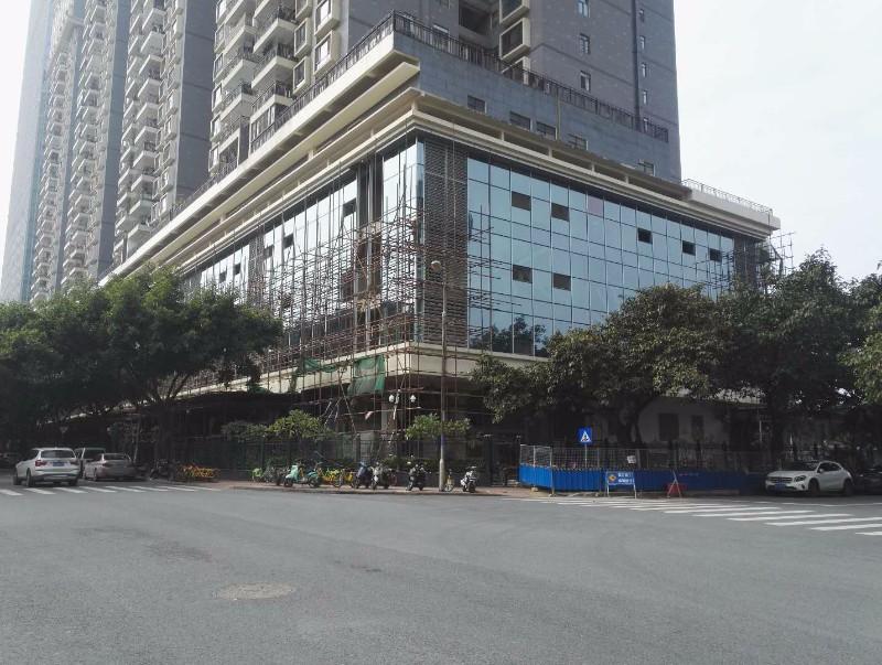南湖名都 商场1至4层招商 面积150至4000平