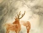 书画艺术品收藏,当代画家作品推荐齐派艺术后人虾画