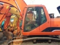 斗山150、220、225二手挖掘机出售。武威二手挖掘机市场