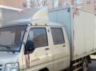 时代驭菱厢式货车出售。2年1万公里3万