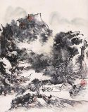 黄宾虹字画拍出天价,在哪交易最快